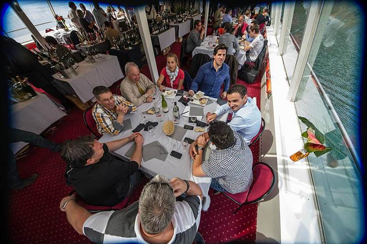Anniversaire de Vins et Conseils sur le lac d'Annecy 1