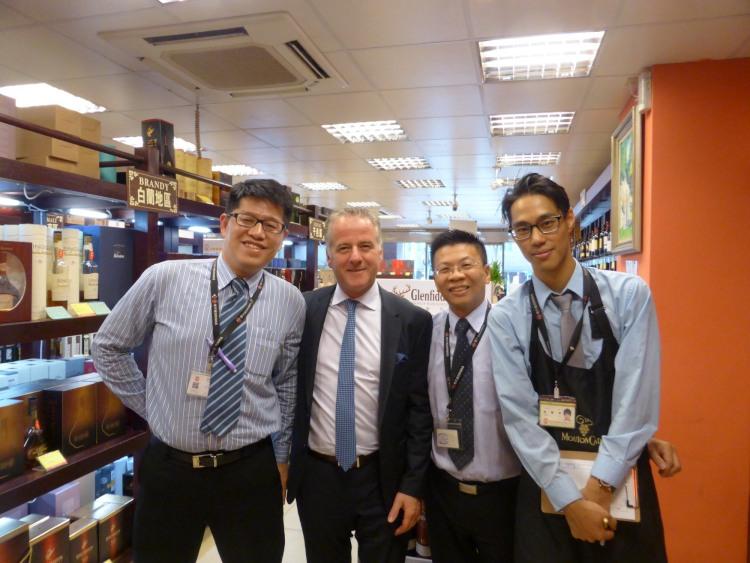 Retour du Baron Philippe Sereys de Rothschild à Taiwan 7