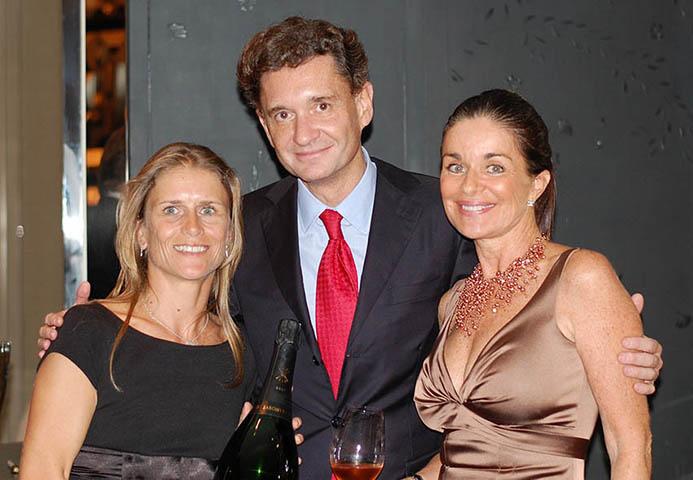 Baron Philippe Sereys de Rothschild à Miami 6