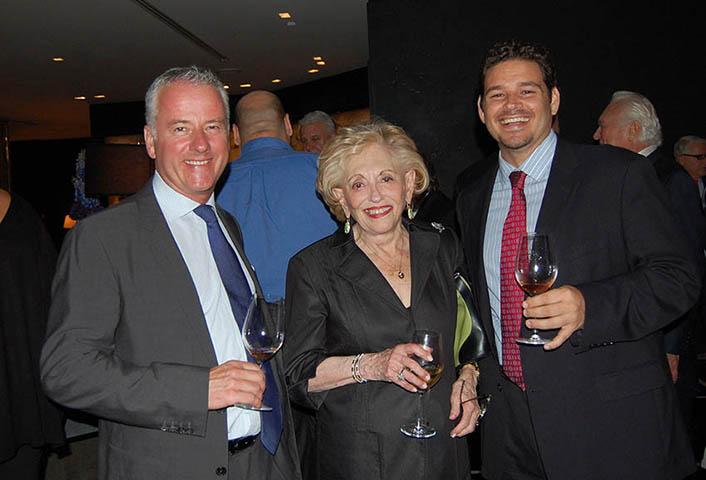 Baron Philippe Sereys de Rothschild à Miami 7