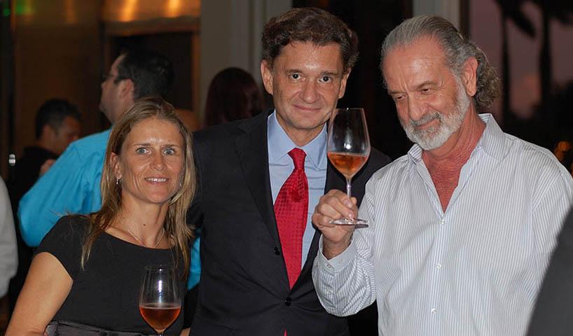 Baron Philippe Sereys de Rothschild à Miami 8
