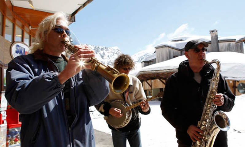 Jazz Up Festival Jazz Avoriaz 2013 4