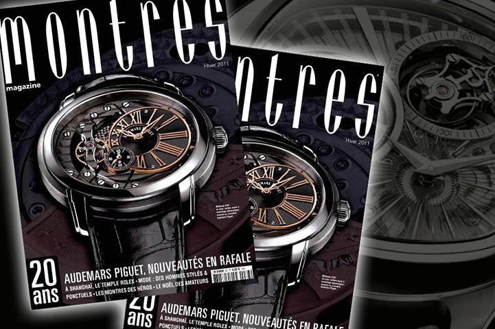 Montres Magazine, fête ses 20 ans ! 3
