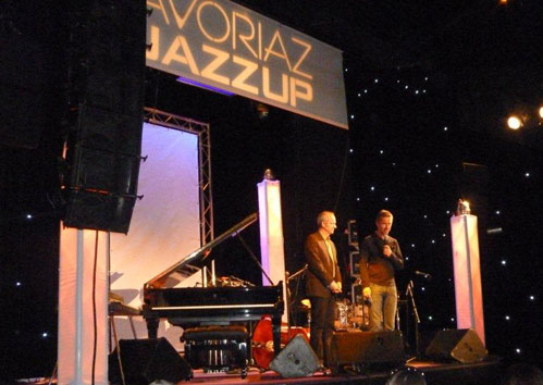 Avoriaz Jazz Up Festival, 31 Mars au 6 Avril 2012 2
