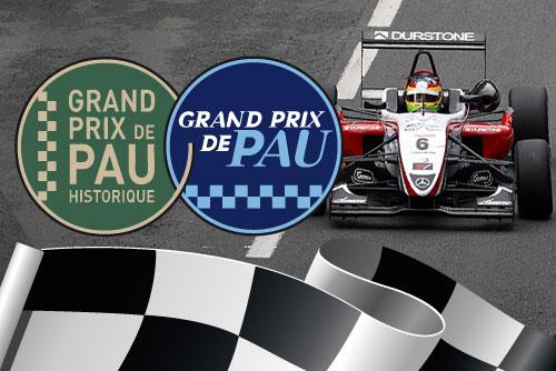 Grands Prix de Pau 2012. 1