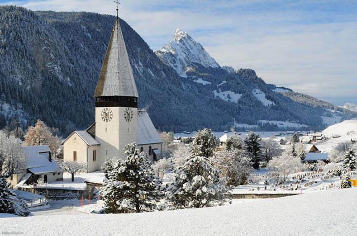 Sommets Musicaux de Gstaad 1