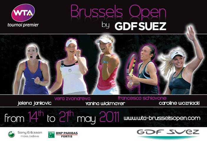 Brussels Open by GDF SUEZ 1
