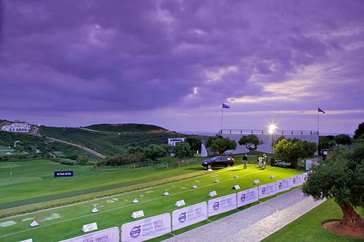 Volvo Golf World Cup, Marbella 3