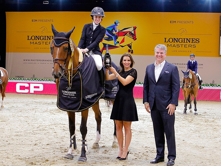 Longines Masters Los Angeles 3