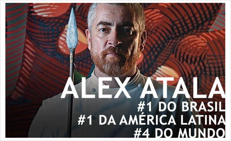 Le meilleur Chef d'Amérique Latine 1