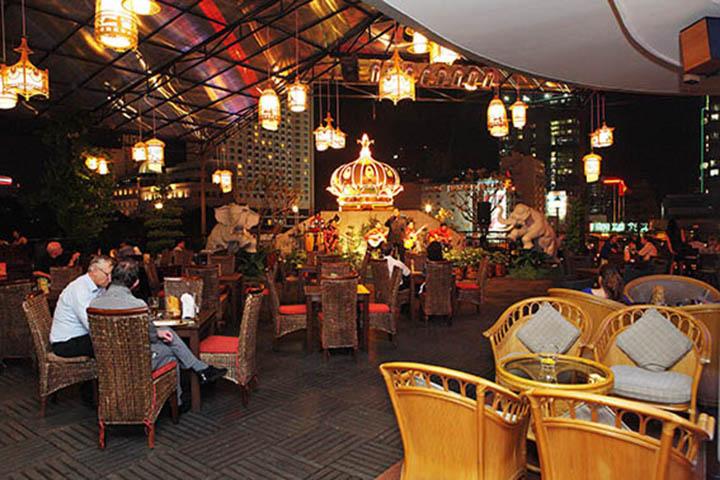 Vietnam, Rex Hotel Wine Diner 5