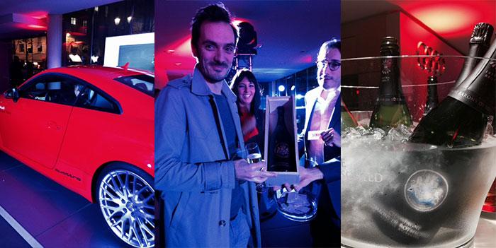 Soirée de lancement de la nouvelle Audi TT 1