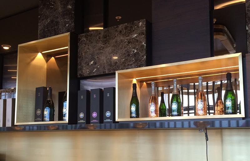 Café Coco Aéroport de Schiphol Amsterdam en Champagne 3