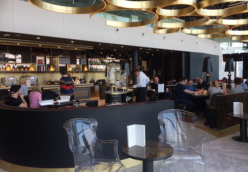 Café Coco Aéroport de Schiphol Amsterdam en Champagne 4