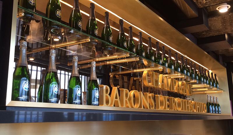 Café Coco Aéroport de Schiphol Amsterdam en Champagne 1
