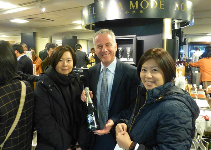 Tokyo, Noël 2012 chez Isetan, nouveau record ! 6