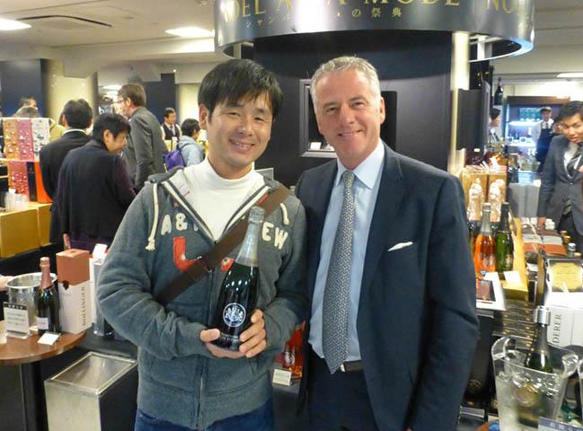 Tokyo, Noël 2012 chez Isetan, nouveau record ! 12