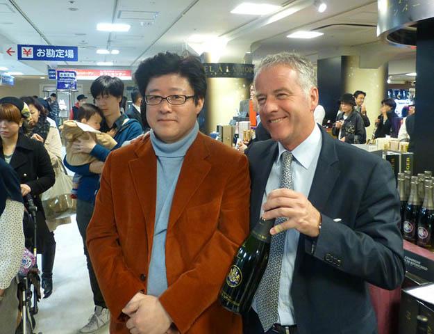 Tokyo, Noël 2012 chez Isetan, nouveau record ! 13