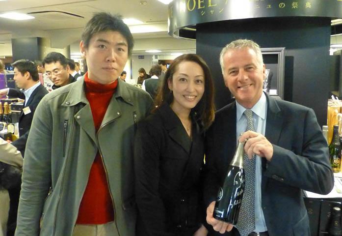 Tokyo, Noël 2012 chez Isetan, nouveau record ! 10