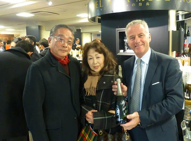 Tokyo, Noël 2012 chez Isetan, nouveau record ! 7