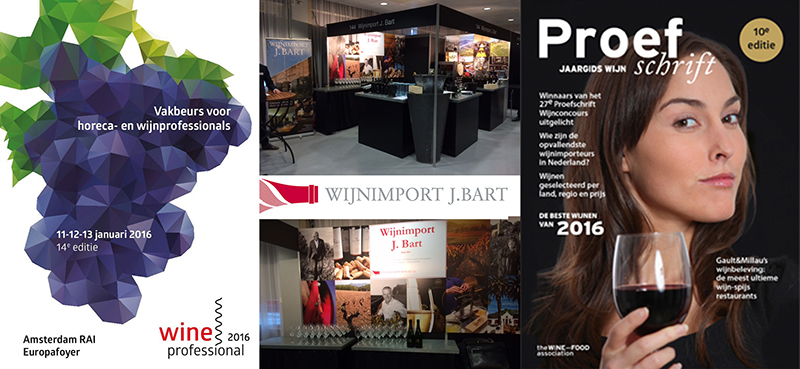 Salon du Vin Professionnels - Amsterdam 1