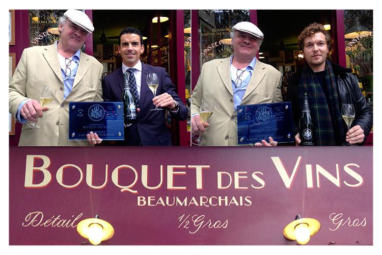 Cave le Bouquet des Vins - Paris 1