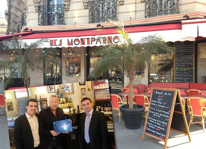 Brasserie les Montparnos - Paris 1