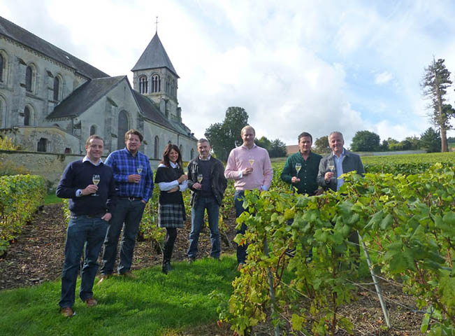 C&O Wines Manchester, en Champagne 2