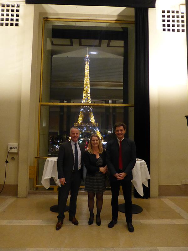 Ritz Paris et les Champagnes Barons de Rothschild au Théâtre Chaillot 1