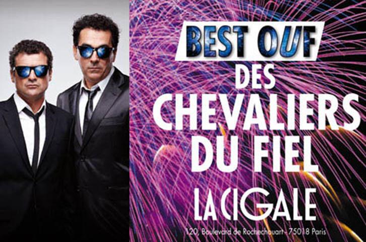 BEST OUF - Paris 13 Février 2012 2