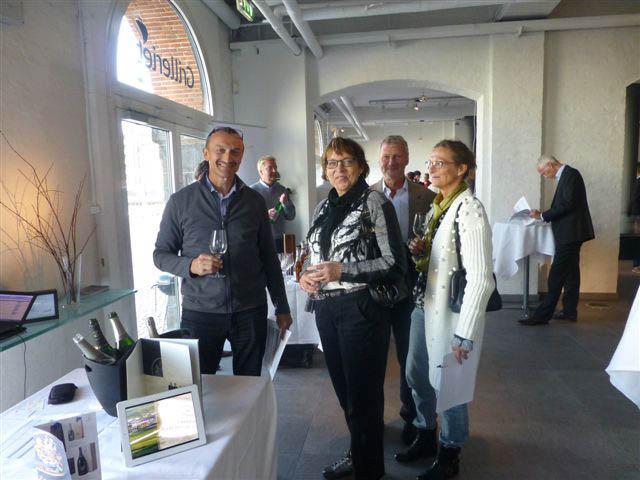 Champagne Barons de Rothschild show à Copenhague 4