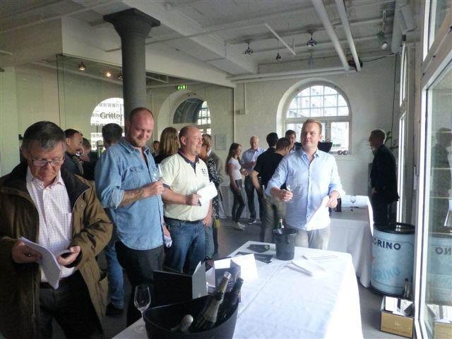 Champagne Barons de Rothschild show à Copenhague 3
