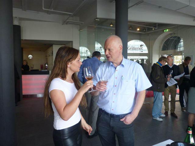 Champagne Barons de Rothschild show à Copenhague 7