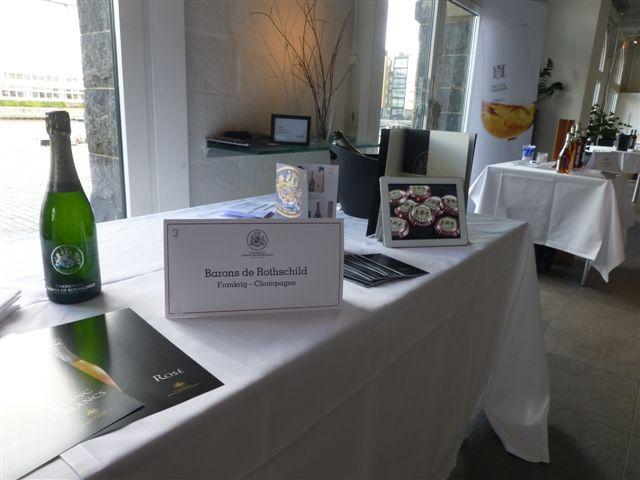 Champagne Barons de Rothschild show à Copenhague 8