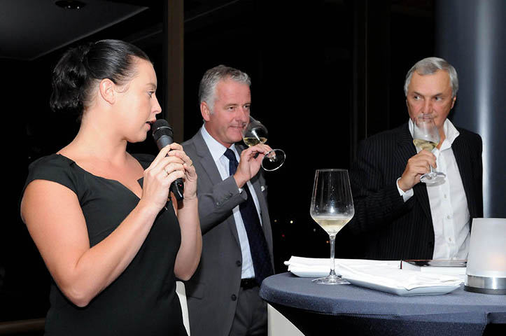 Soirée Rothschild au Wine Business Club Marseille 5