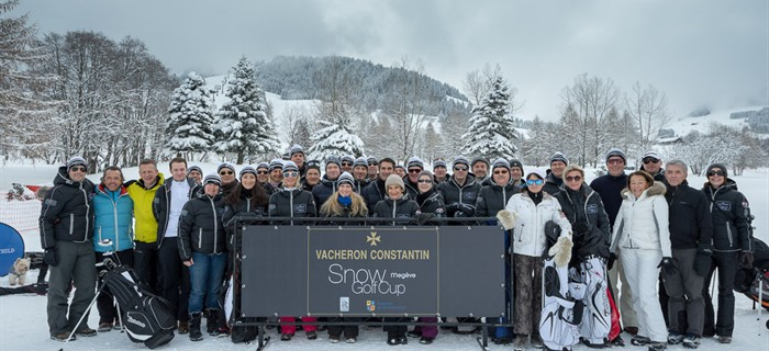 Vacheron Constantin Snow Golf Cup 1