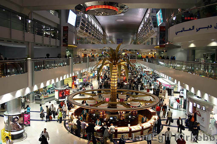 Dubaï Duty Free accueille 2