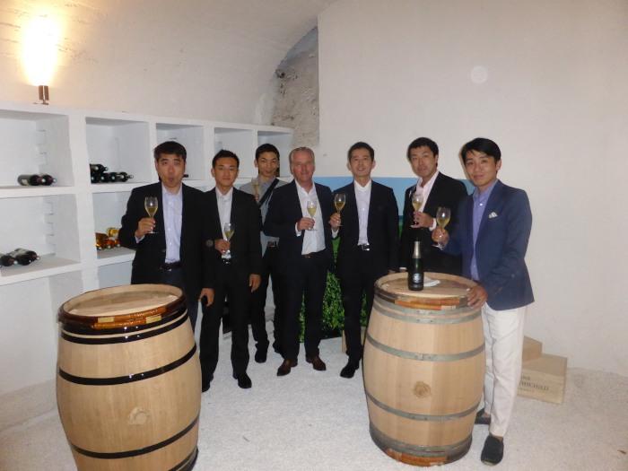 Enoteca Japon en Champagne 1