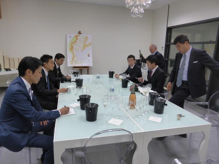 Enoteca Japon en Champagne 5