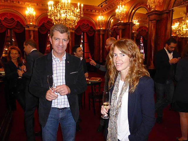 Les Chevaliers du fiel Ambassadeurs Champagne Barons de Rothschild 9