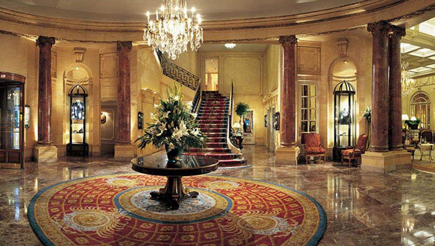 Soirée magique au Ritz de Madrid 8