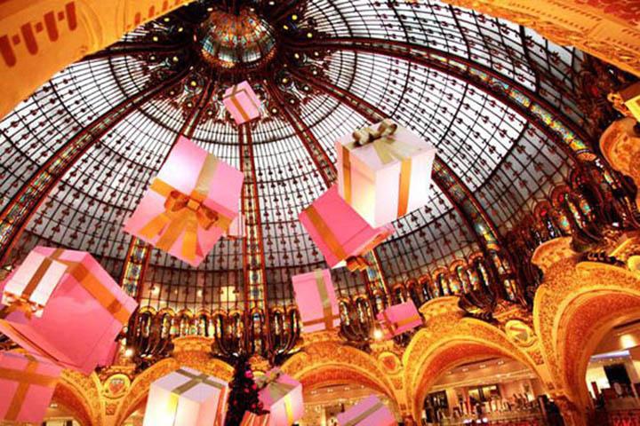 Centenaire de la Coupole des Galeries Lafayette 7