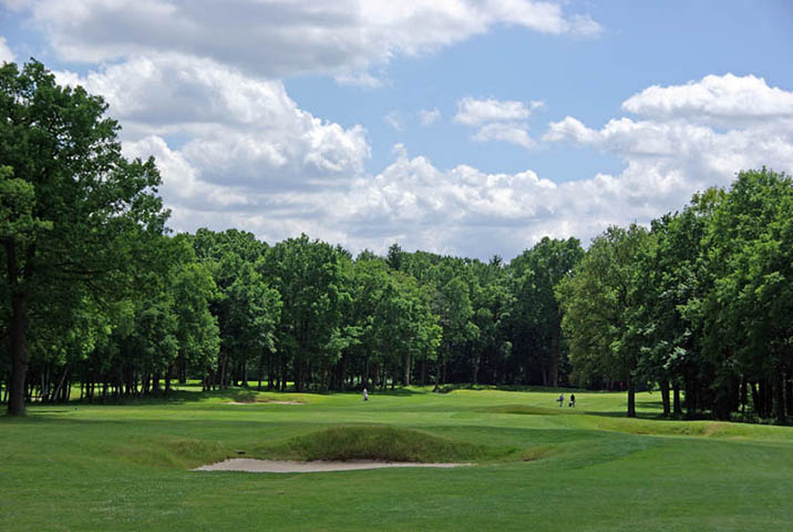 Compétition au golf club du lys de Chantilly 3