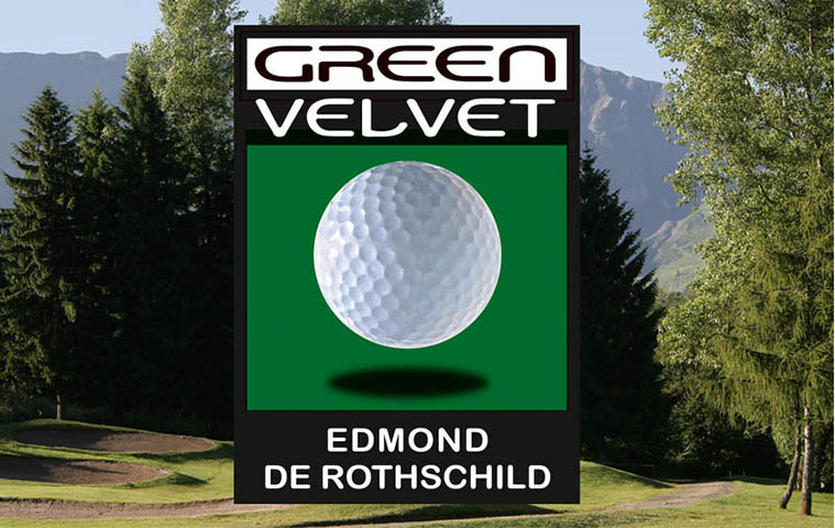 La Green Velvet EDMOND DE ROTHSCHILD 2012 1