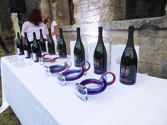 Festival d'Avignon, Grand prix des Personnalités 2