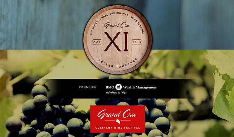 XI Grand Cru Culinary Wine Festival – Toronto 1
