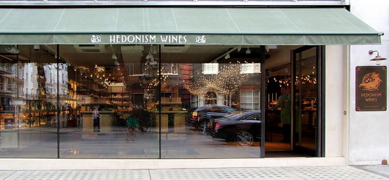 Londres - Hedonism Wines 1