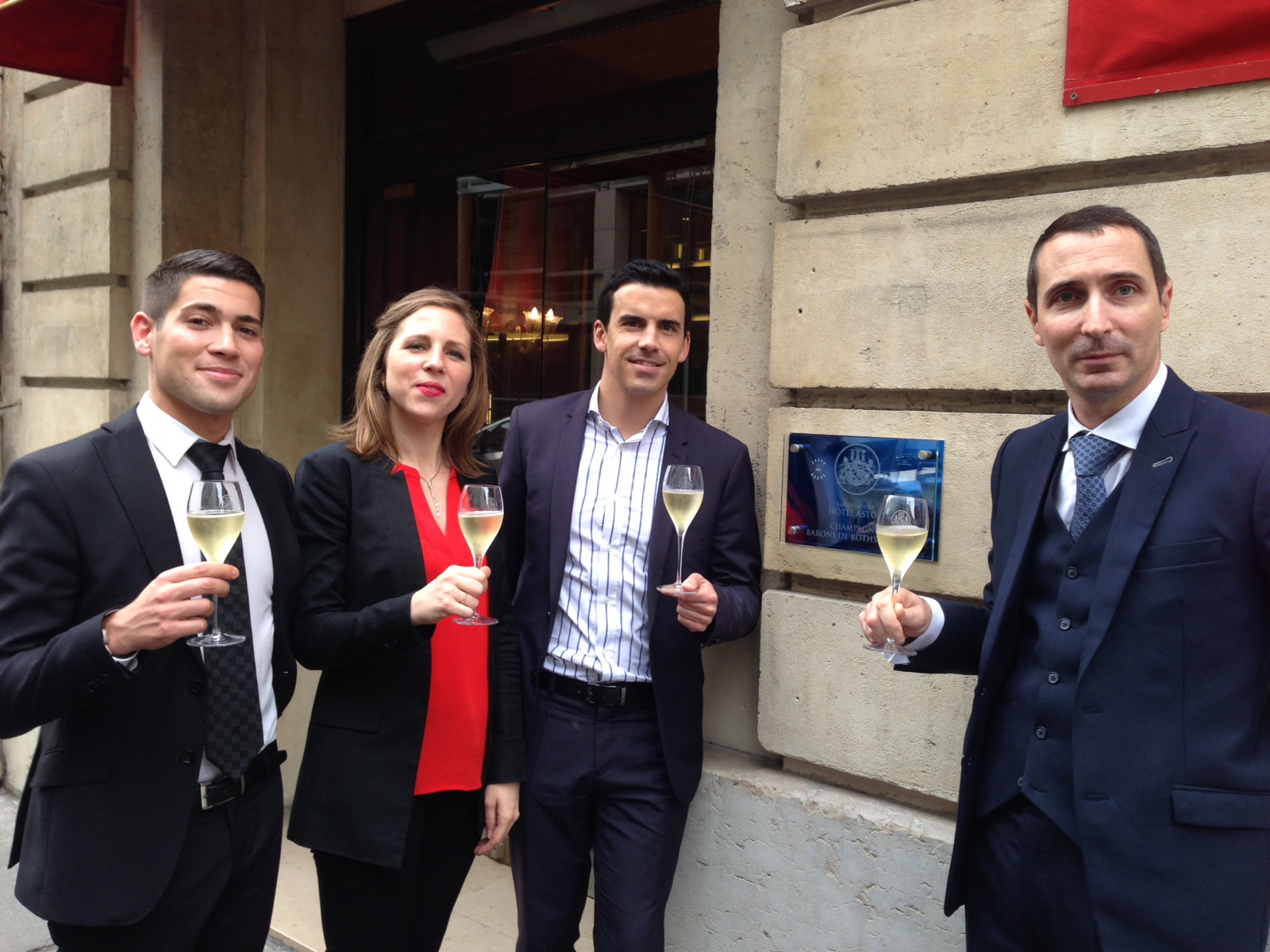 Nouvel Ambassadeur Barons de Rothschild à Paris 2