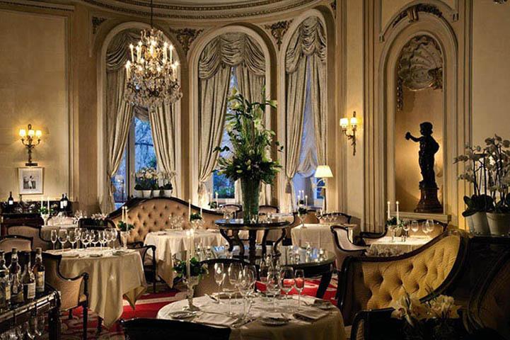 Soirée magique au Ritz de Madrid 9