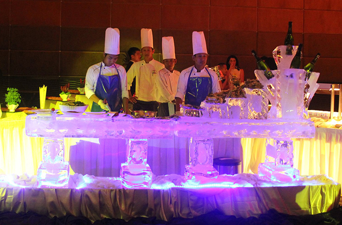 Champagne Barons de Rothschild à Phnom Penh 2
